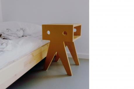 THE BIG WALRUS STOOL by NIMIO